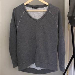 Allsaints Gray Sweatshirt